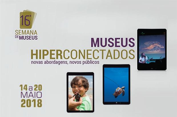 Projeto TAMAR participa da 16ª Semana de Museus
