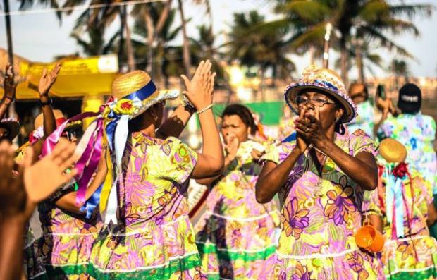 Jovens de Pirambu resgatam as tradições da comunidade em festival