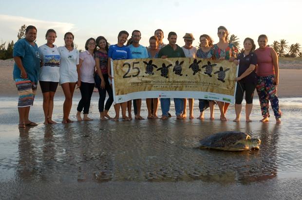 V Ciclo de Palestras sobre Conservação de Tartarugas Marinhas no Ceará