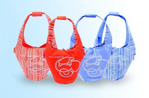 Nova linha de bolsas e mochilas
