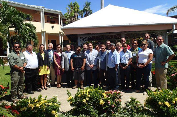 Tamar participou da 13ª Reunião do Comitê Científico da CIT