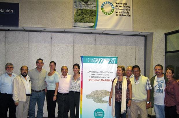 Comitê Científico da CIT se reúne em Buenos Aires