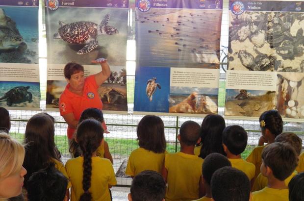 Escolas de São Paulo e Paraná são vencedoras do Prêmio Amigos do Mar 2011