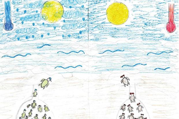Tartarugas marinhas e os ciclos que se renovam: cartilha de crianças para crianças