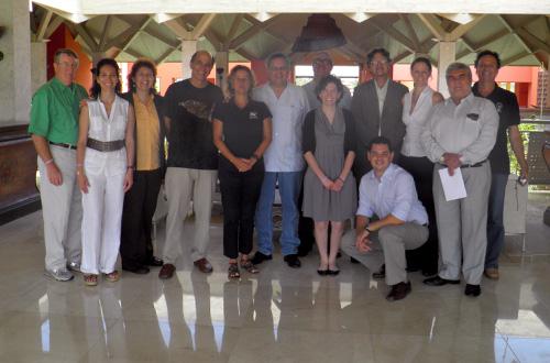 Comitê Interamericano para proteção das tartarugas marinhas na Bahia