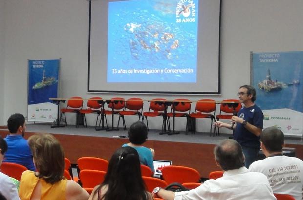 Tamar contribui com projetos de conservação de tartarugas marinhas na Colômbia