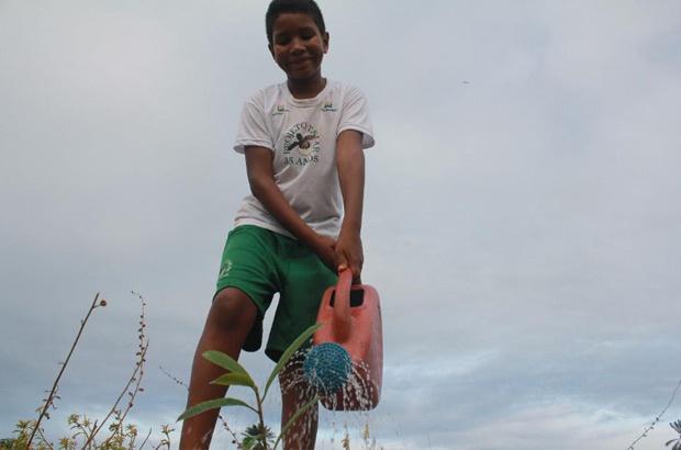 Escolinha do TAMAR participa do Criança Esperança 2017 e tem novidades