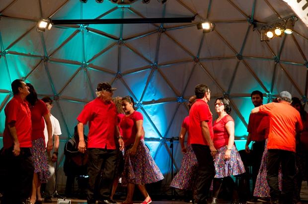 VII Mês da Cultura Popular acontece no TAMAR Ubatuba-SP