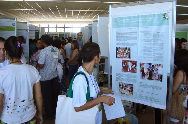 Tamar apresenta cinco pain�is em f�rum nacional de educa��o ambiental