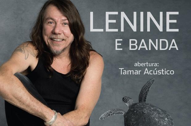 TAMAR CULTURAL traz Lenine para Praia do Forte próximo 26/01