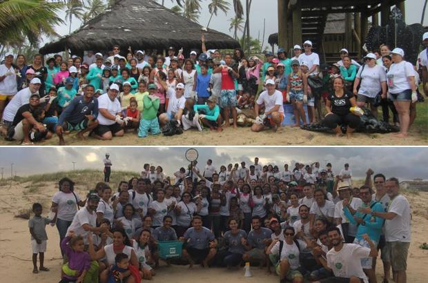 Um dia para lembrar de todos: 16/09, Dia Mundial de Limpeza de Praias
