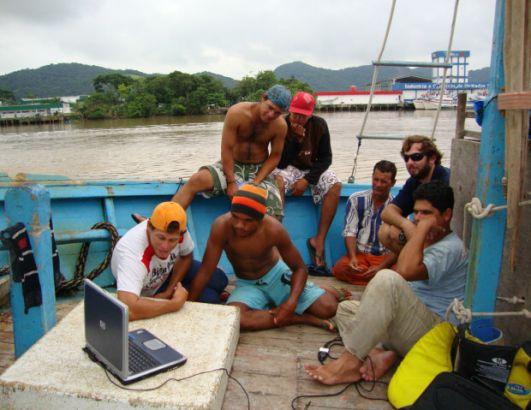 Programa de interação das tartarugas com a pesca tem balanço positivo