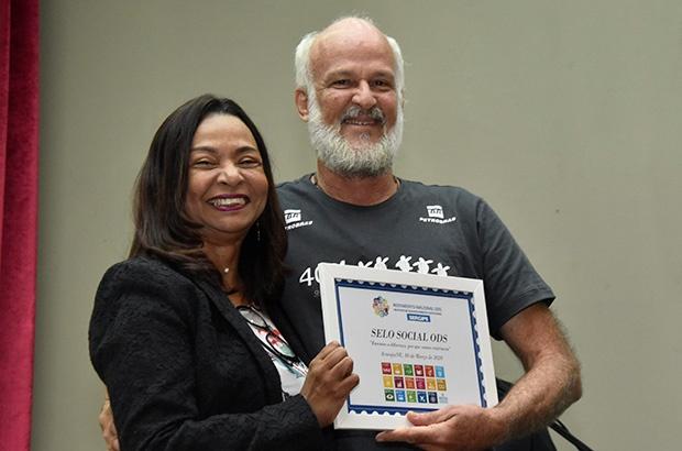 Projeto Tamar recebe Selo Social ODS - Objetivos de Desenvolvimento Sustentável