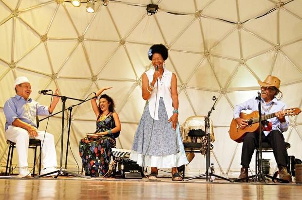 Roda de Mestres mostrou a riqueza da Cultura Popular Brasileira