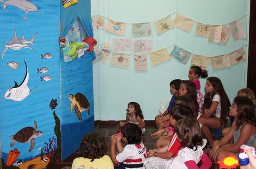 Bases comemoram Semana da Criança em programação variada