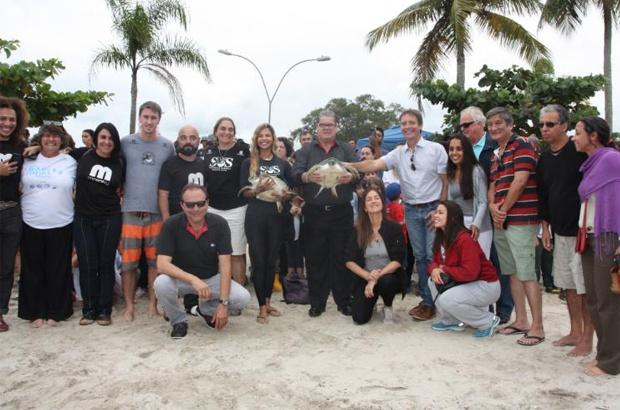 V Semana do Mar celebrou mês dos oceanos em Ubatuba-SP