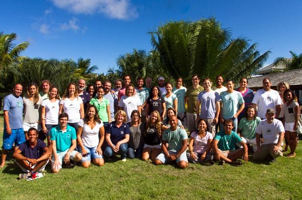 Tamar realizou seu 8º Workshop Bahia/Sergipe