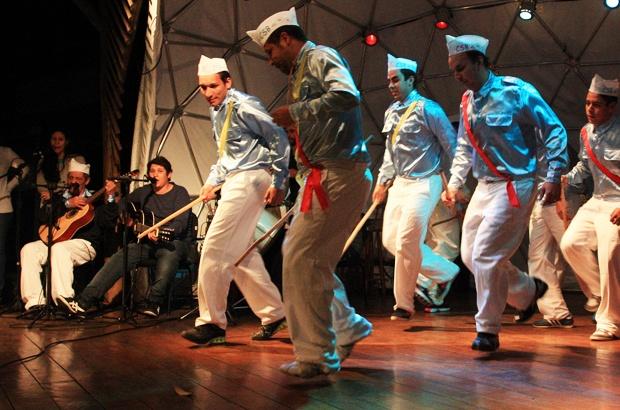 IV Mês da Cultura Popular no Tamar Ubatuba