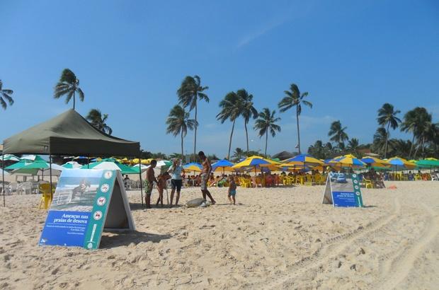 Campanha Nossa Praia é a Vida melhora qualidade ambiental do litoral norte