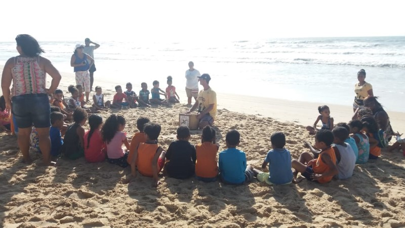 Nossa Praia é Vida amplia alcance da mensagem da conservação ambiental