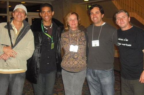 Tamar leva Stanley Jordan a congresso internacional na Califórnia