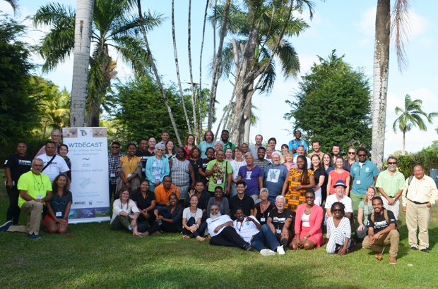 Tamar participou de reunião anual do WIDECAST